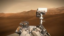Image for Robots on Mars