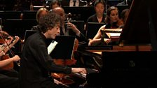 Image for Mozart: Piano Concerto No 25 in C major; K503 - BBC Proms 2013