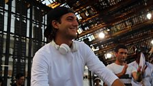 Image for Alesso's full set from Ushuaia (Audio)