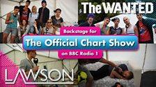 Image for The Wanted & Lawson Access All Areas Backstage Tour
