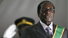 Image for Zimbabweans 'must start accepting' Mugabe re-election