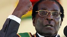 Image for Zimbabwe 'like a funeral parlour' after Mugabe win
