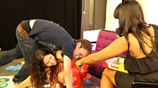 Image for Eliza Doolittle & Chris Stark Play Twister