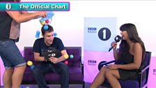 Image for Scott Mills and Chris Stark album chart DISTRACTION