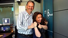Image for Lucy Porter chats to Mark Radcliffe