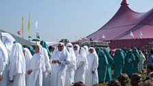 Image for Eisteddfod 2013: The Gorsedd - who, what, why?