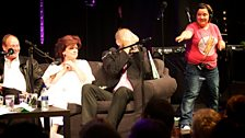 Image for MacAulay and Co at the Fringe: Day Two Sofa Guests