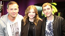 Image for Chloë Moretz on Scott Mills