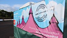 Image for Eisteddfod 2013: First time at the festival