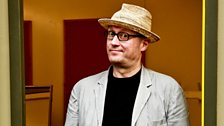 Image for Ade Edmondson joins Mark Radcliffe in the studio