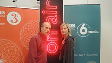 Image for 6 Music & Radio 3 simulcast