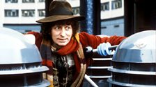 Image for Tom Baker compares the Doctors