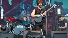 Image for Foals - T in the park Highlights