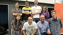 Image for Randolph' s Leap join Marc Riley in the studio