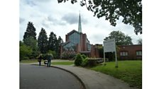 St Barnabas Church, Dulwich - sent in by Clare