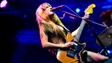 Image for Deap Vally - Reading Festival highlights