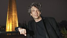 Image for Neil Gaiman chats to Stuart Maconie