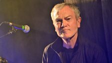 Image for John Foxx in conversation with Mark Radcliffe