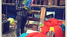 The Flower Boy...