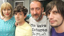 Image for Cowtown join Marc Riley in the studio