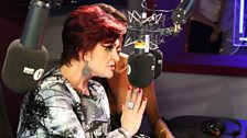 Image for Sharon Osbourne chats to Greg James about her disappointment in Lady GaGa
