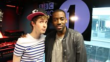Image for It's the London Underground Vs One Direction! Matt takes on Bashy with another Rap Battle!