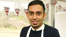 Image for Ali Imdad from the Great British Bake Off