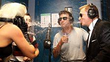 Simon Cowell, Daniel Craig & Lady Gaga (Look-alikes)