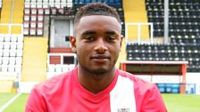 Image for Adi Yussuf targets promotion