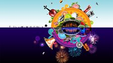 Image for 2013 BBC Proms Montage