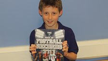 Image for Beachd air leabhar- Vision Book of Football Records 2013