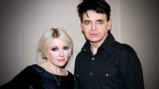 Image for 6 Music Live - Gary Numan and Little Boots HIghlights