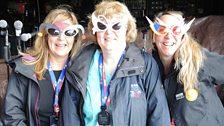 Radio 2 Team - It's those glasses again!