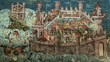 Image for Constantinople Siege and Fall