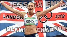 Image for 'I want to have children' - Jessica Ennis-Hill