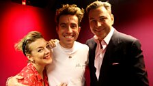 Image for Sheridan Smith and David Walliams chat to Grimmy