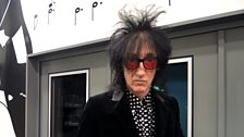 Image for John Cooper Clarke joins Mark Radcliffe in the studio