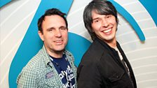 Image for Professor Brian Cox chats to Shaun Keaveny