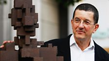 Image for Antony Gormley - The Iron Man
