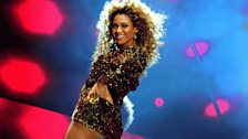 Image for Beyonce at  Glastonbury -  Extended Highlights