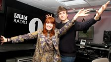 Image for Florence Welch - Interview with Greg James