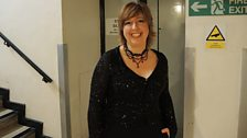 Backstage with Mary Carewe...
