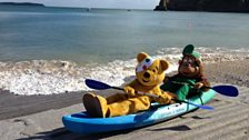 Pudsey on tour