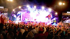 Image for Kylie: On A Night Like This - BBC Proms In The Park 2012