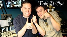 Image for Scott Mills tells us how to Talk It Out