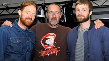 Image for Barbarossa in conversation with Marc Riley