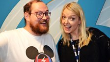 Image for Dan Deacon live with Lauren Laverne