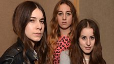 Image for HAIM speak to Radcliffe and Maconie