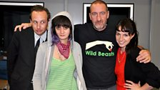 Image for Heart Attack Alley live in session for Marc Riley