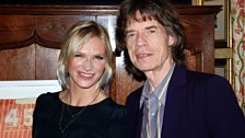 Image for Mick Jagger interview with Jo Whiley